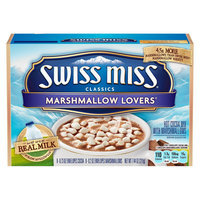 Swiss Miss Classics Marshmallow Lovers Hot Cocoa Mix 8 ct