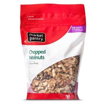 Market Pantry Chopped Walnuts 8 oz