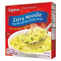 Lipton® Soup Secrets Extra Noodle Soup