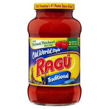 Ragu Traditional Pasta Sauce 26 oz