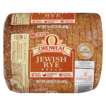 Oroweat 16-oz. Jewish Rye Bread