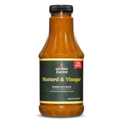 Archer Farms Mustard & Vinegar Barbecue Sauce 16 oz