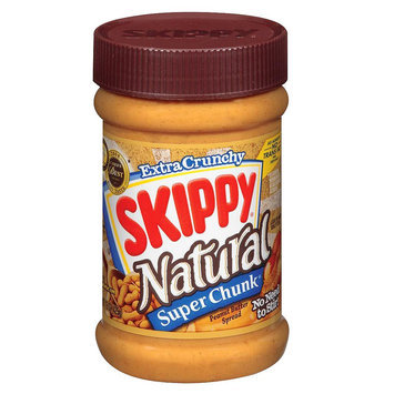 Skippy Peanut Butter-Natural Super Chunk