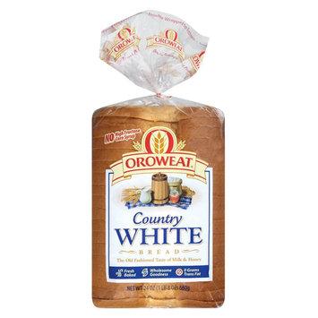Oroweat Orowheat Country White Bread 24-oz.