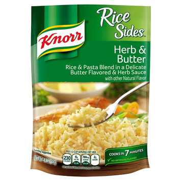 Knorr Herb & Butter Rice Sides 5.4 oz