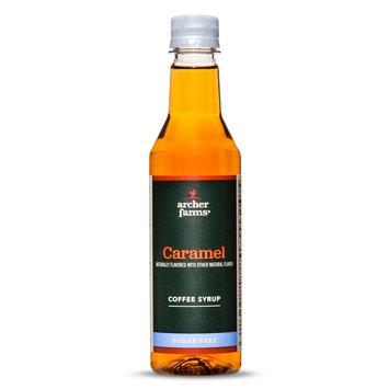 Archer Farms Sugar Free Caramel Coffee Syrup 12.7oz