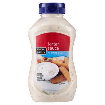 Market Pantry Tartar Sauce 10 oz