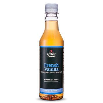 Archer Farms Sugar Free French Vanilla Coffee Syrup 12.7oz