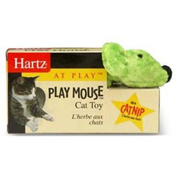 Hartz At Play Play Mouse Cat Toy, Assorted Colors
