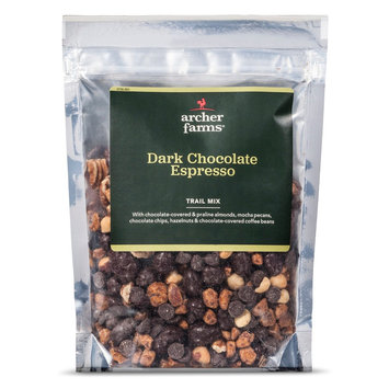 Archer Farms Dark Chocolate Espresso Trail Mix 11 oz