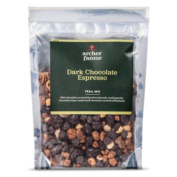 Archer Farms Dark Chocolate Espresso Trail Mix 11 oz
