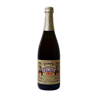 Lindemans Peche Lambic Belgian Peach Beer