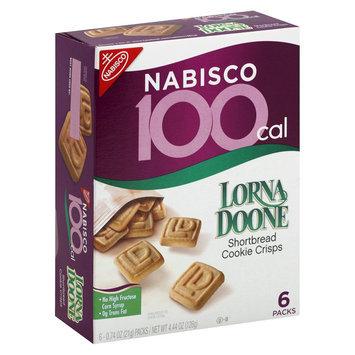 Nabisco 100 Calorie Lorna Doone Cookie
