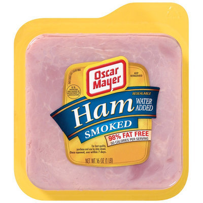 Oscar Mayer Smoked Ham