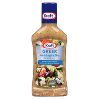 Kraft Greek Vinaigrette Salad Dressing 16 oz