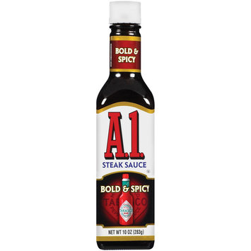 A-1 A.1. Bold & Spicy Steak Sauce with Tabasco Sauce 10 oz