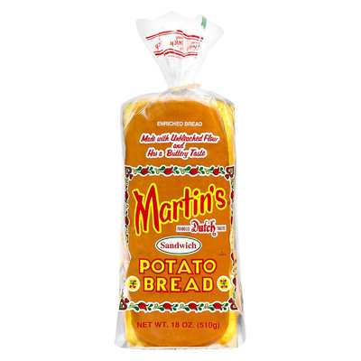 Martins Martin's Sandwich Potato Bread 18 oz