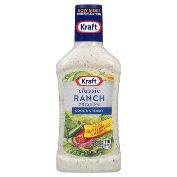 Kraft Classic Ranch Salad Dressing 16 oz