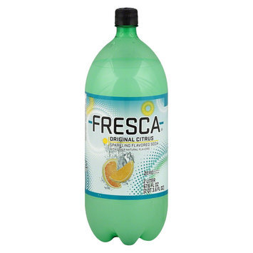 Fresca Citrus Soda