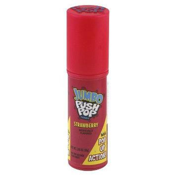 Jumbo Push Pop Strawberry Candy