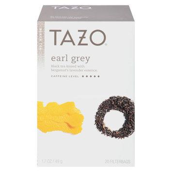 Tazo All Natural Earl Grey Black Tea Bags 20-ct.