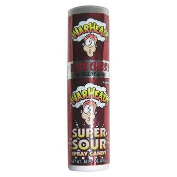 Warheads Black Cherry Spray Candy 0.68 oz