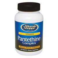 Vitamin Shoppe Pantethine Complex 150 MG - 120 Tablets - Pantethine