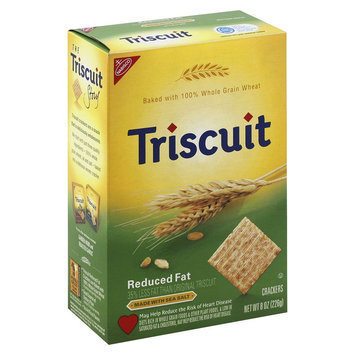 Triscuit Reduced Fat Crackers 8.0 oz