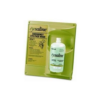 FENDALL Single Eye Wash Station, 13w x 4-1/2d X 14h, 8/Carton