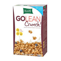 Kashi GoLean Crunch! Multigrain Cluster Cereal 15 oz