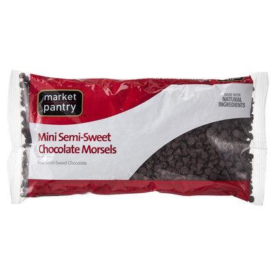Market Pantry Semi-Sweet Mini Chocolate Chips 12 oz