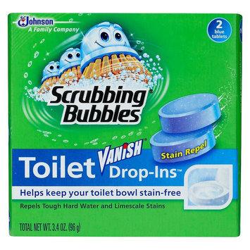 Scrubbing Bubbles Vanish Continuous Clean Drop-Ins Toilet Bowl Cleaner - 2 Count