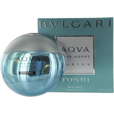 Bvlgari AQVA Pour Homme Marine TONIQ 3.4 oz Eau de Toilette Spray