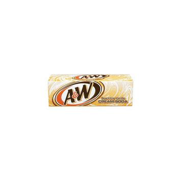 A & W Vanilla Cream Soda