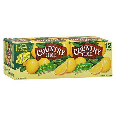Country Time Lemonade 12 oz, 12 pk