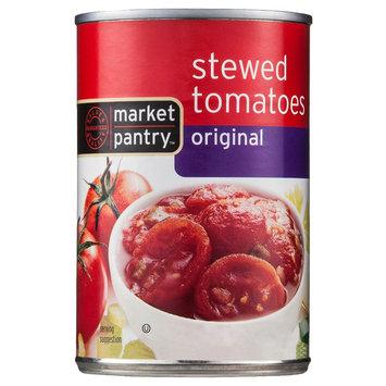 Market Pantry Stewed Tomatoes 14.5 oz
