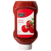 Market Pantry Upside Down Tomato Ketchup - 32 oz. Squeeze Bottle