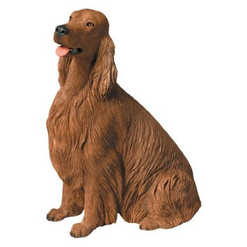 Sandicast Original Size Irish Setter Sculpture