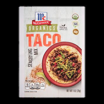 McCormick® Organics Taco Seasoning Mix