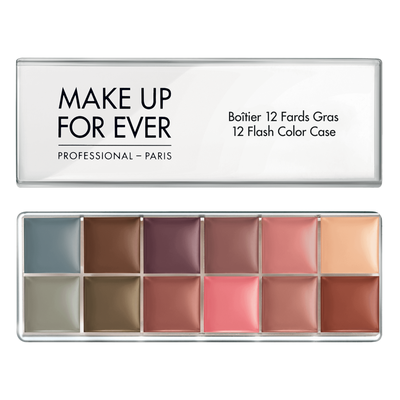 MAKE UP FOR EVER 12 Flash Color Case