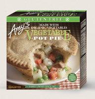 Amy's Kitchen Vegetable Pot Pie, Gluten Free