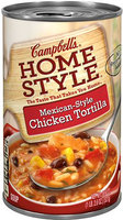 Campbell's® Homestyle Mexican-Style Chicken Tortilla Soup