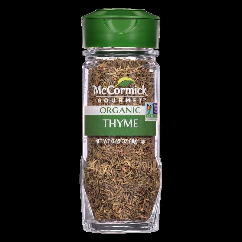 McCormick Gourmet™ Organic Thyme