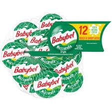 Mini Babybel® Mozzarella Style Cheese Wheel