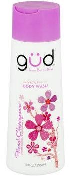 Burt's Bees Gud Natural Natural Body Wash Floral Cherrynova