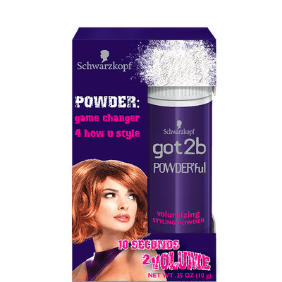 göt2b® Powder'ful® Volumizing Styling Powder