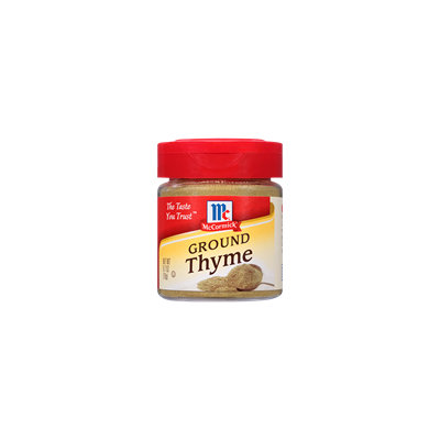 McCormick® Thyme, Ground
