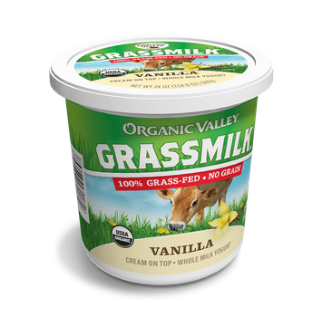 Organic Valley® Vanilla Grassmilk Yogurt