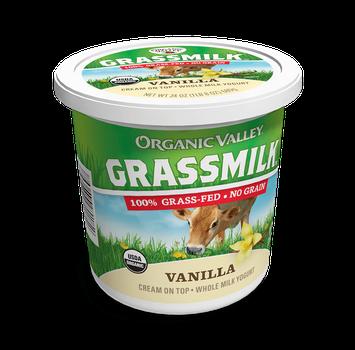 Organic Valley® Vanilla Grassmilk Yogurt