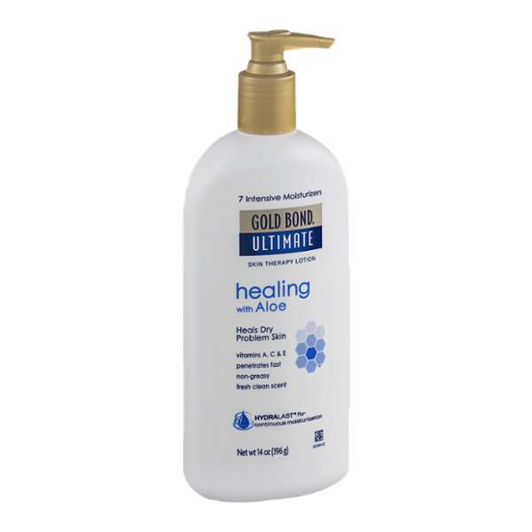 Gold Bond Ultimate Skin Therapy Lotion Healing with Aloe